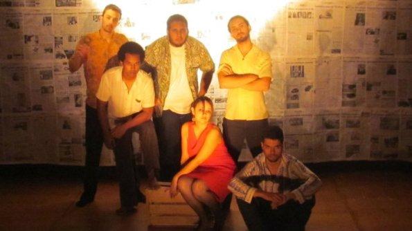 Grupo de Teatro Theastai - Arquivo