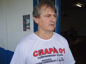 José Carlos Brumatti deixa o cargo de presidente do Simted no final deste ano e volta a lecionar - Foto: Wender Carbonari