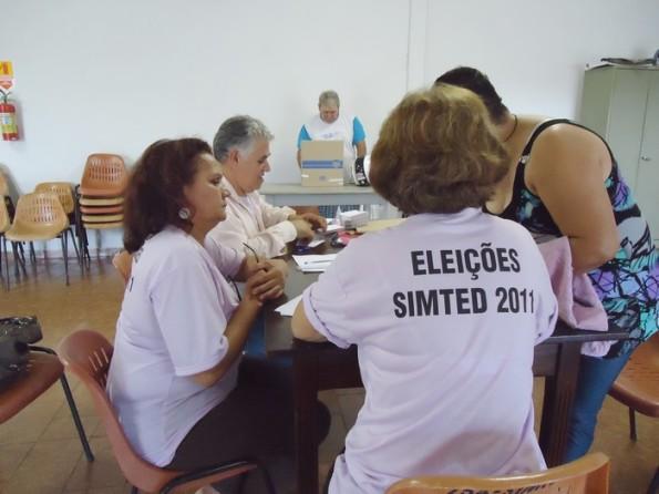 Simted realizou eleições na última sexta – Foto: Wender Carbonari