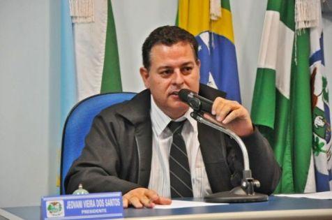 Jeovani Vieira dos Santos (PSD) vai cumprir nos próximos quatro anos o seu oitavo mandato como vereador de Jateí