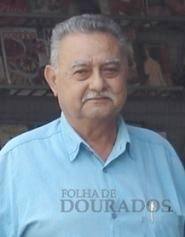 """Theodorico Viegas foi jornalista em Dourados; Criou o jornal 'folha de dourados"""" em 1968"""
