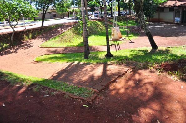 Parque Antenor Martins, Jardim Flórida